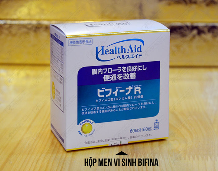 Men vi sinh tiêu hóa Binifa cao cấp TC015 2